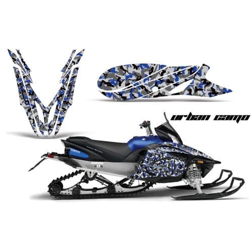 Комплект графики AMR Racing Urban Camo (Yamaha Apex)