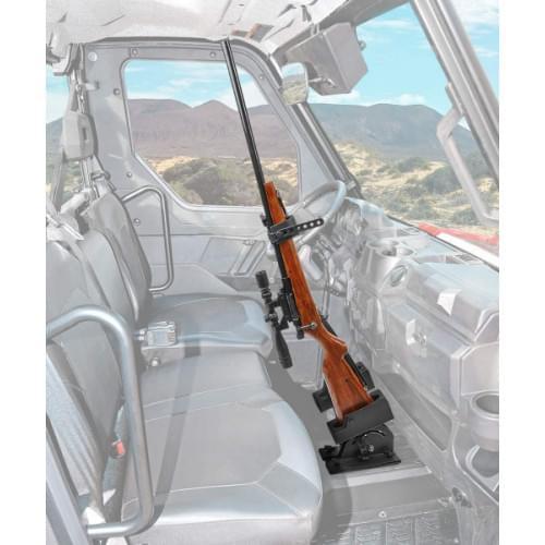 Крепление двойное для оружия в Багги/UTV