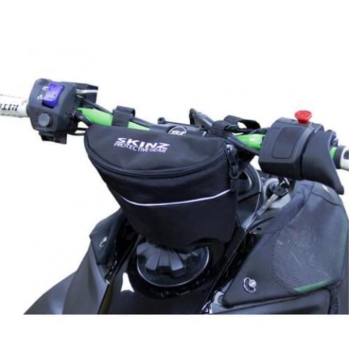 Сумка на руль для снегохода универсальная Skinz HBPK200-BK