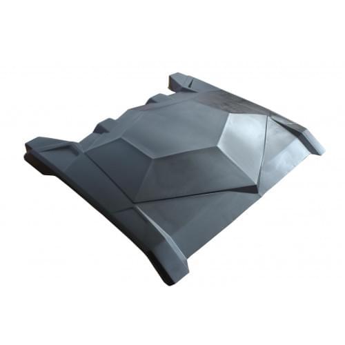 Крыша пластиковая PanzerBox для Maverick X3 2016+