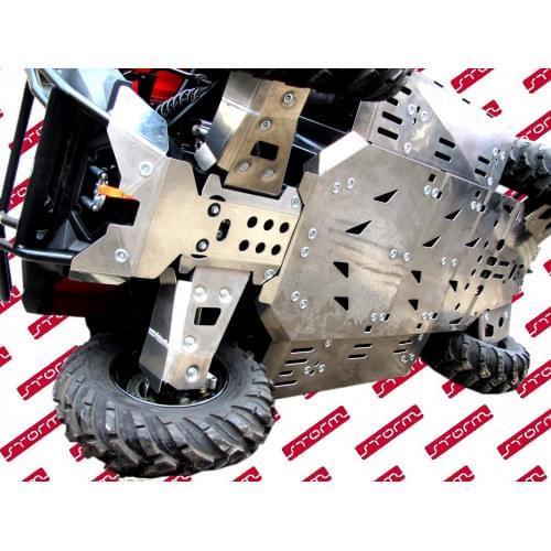 Комплект защиты днища для Polaris Ranger RZR 570